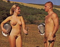 Nudists Camp Crowd 177