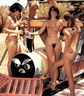 Nudists Camp Crowd 182