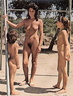 Nudists Camp Crowd 187