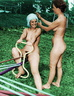 Nudists colorized pics 10