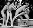 Nudists fun and game 18
