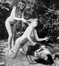 nude nudists vintage