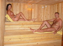 nude at sauna