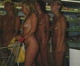 nude at supermarket 21