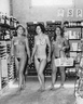 nude at supermarket 4