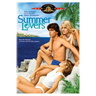 summer lovers jaquette dvd