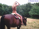 nude with horse 140