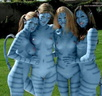 nudist adventures 50178849169 purepublicnudity avatar body paint