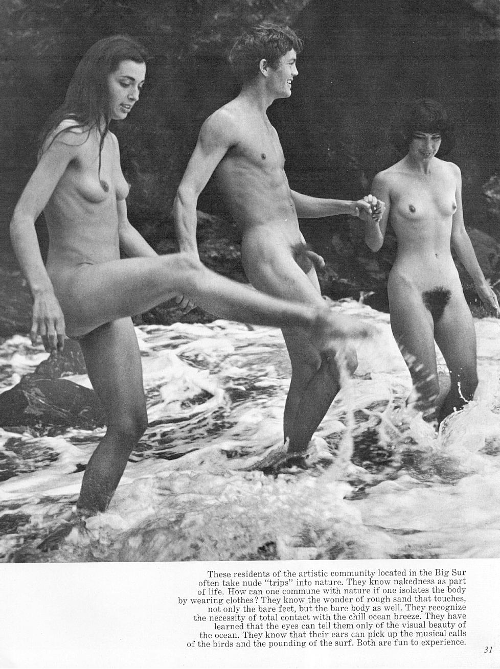 Vintage Jaybird Nudist Magazine | Download Foto, Gambar ...
